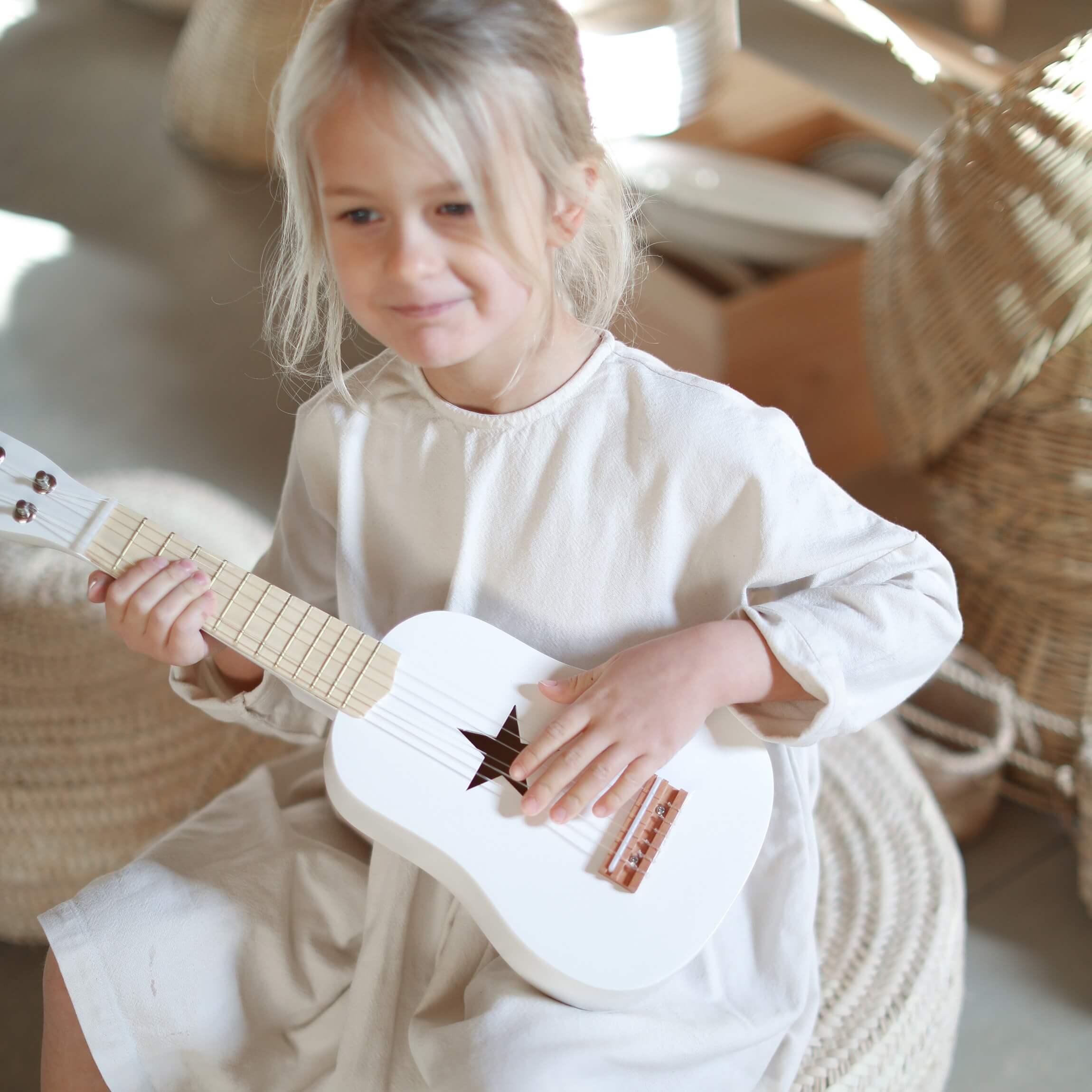shop Wooden children's guitar