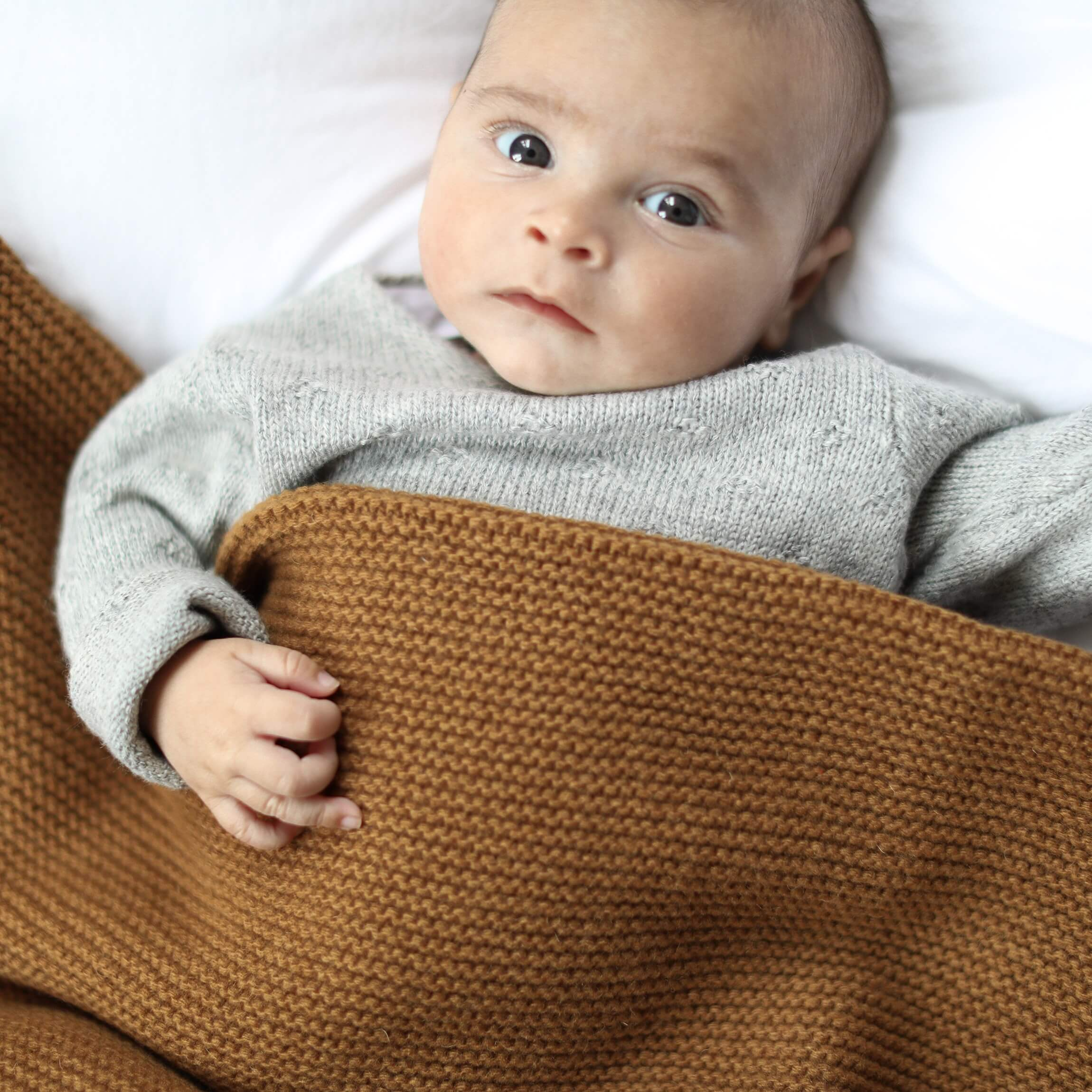 shop Baby blanket - Knit blanket