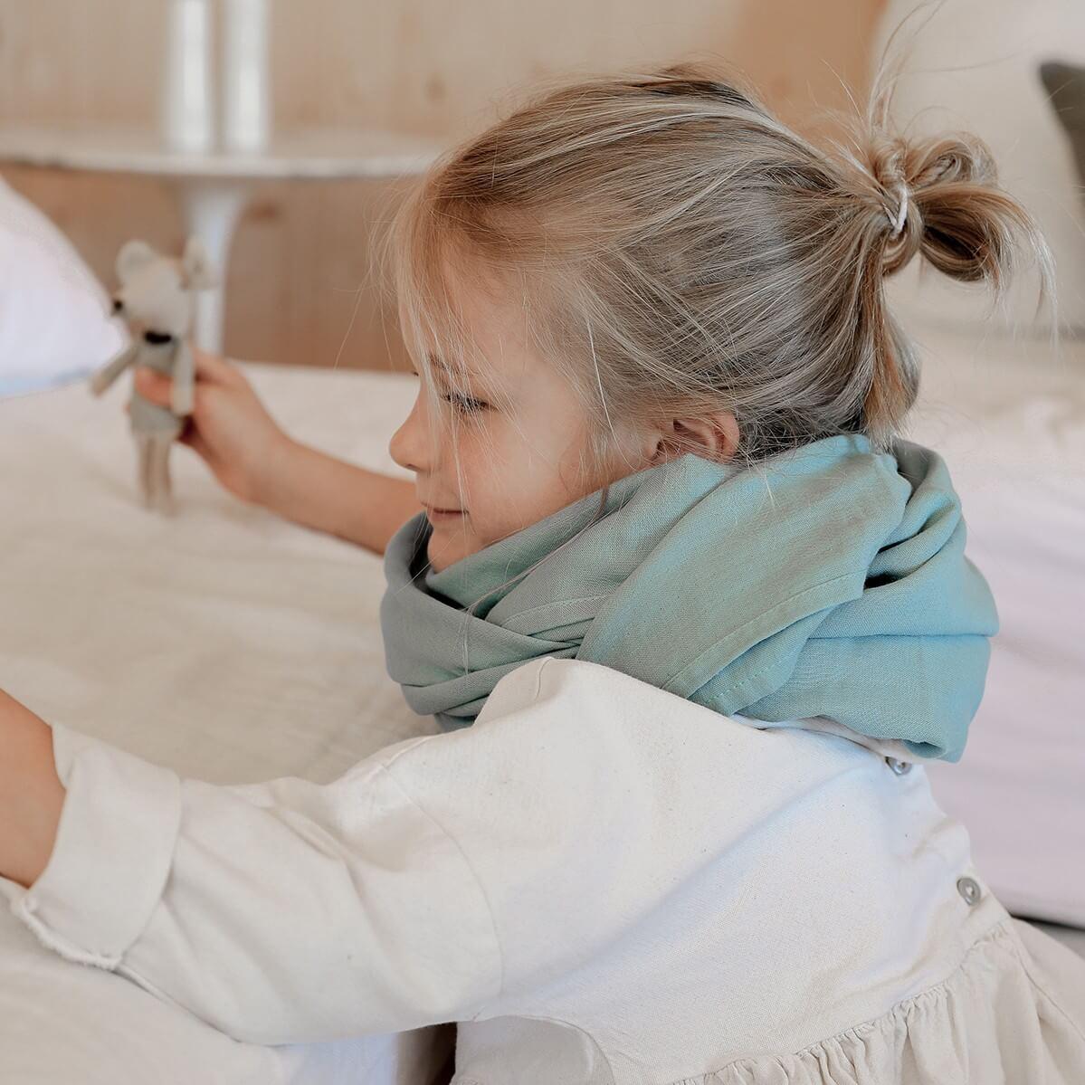 shop Lange en coton pour bébé 120x120