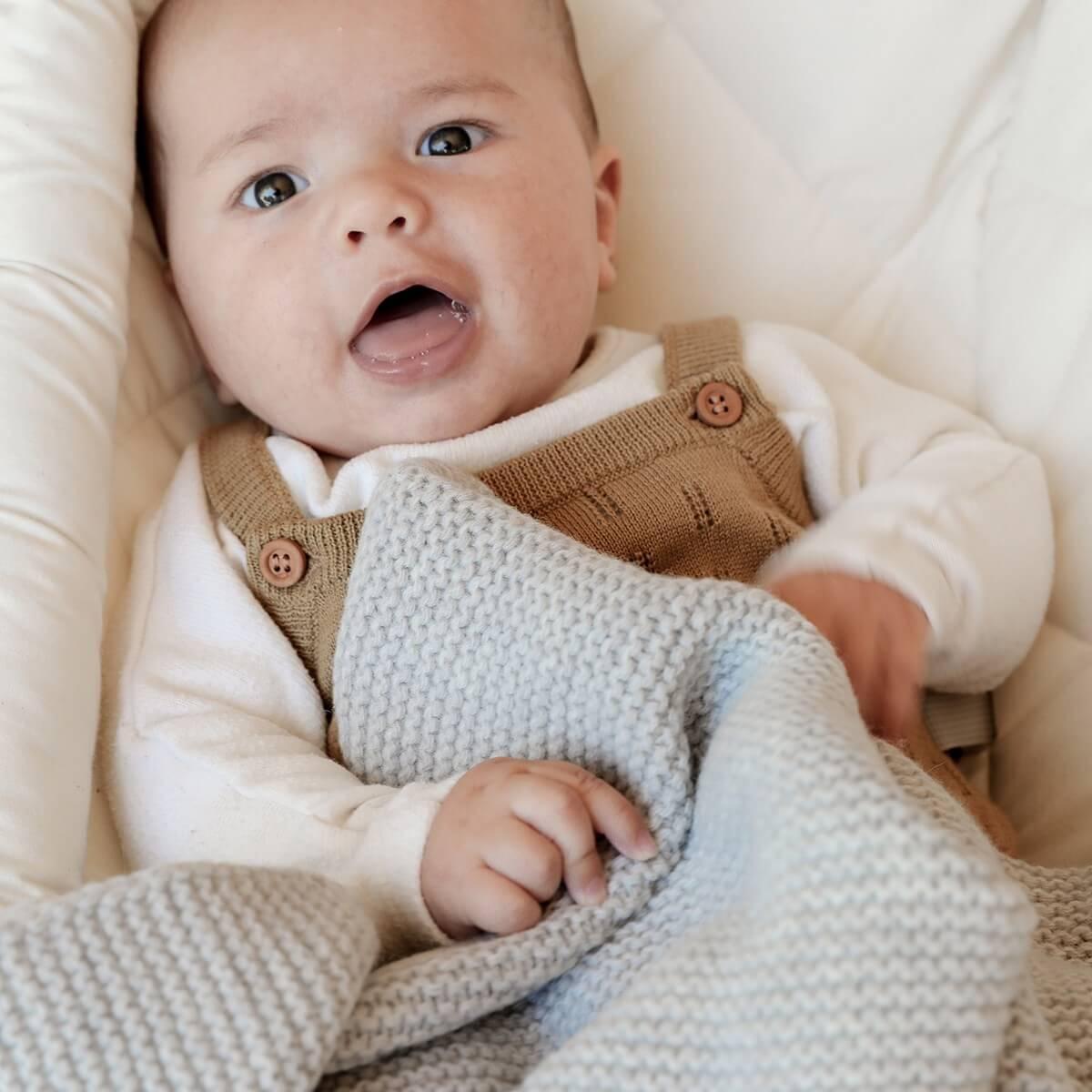 shop Baby blanket - Knit blanket