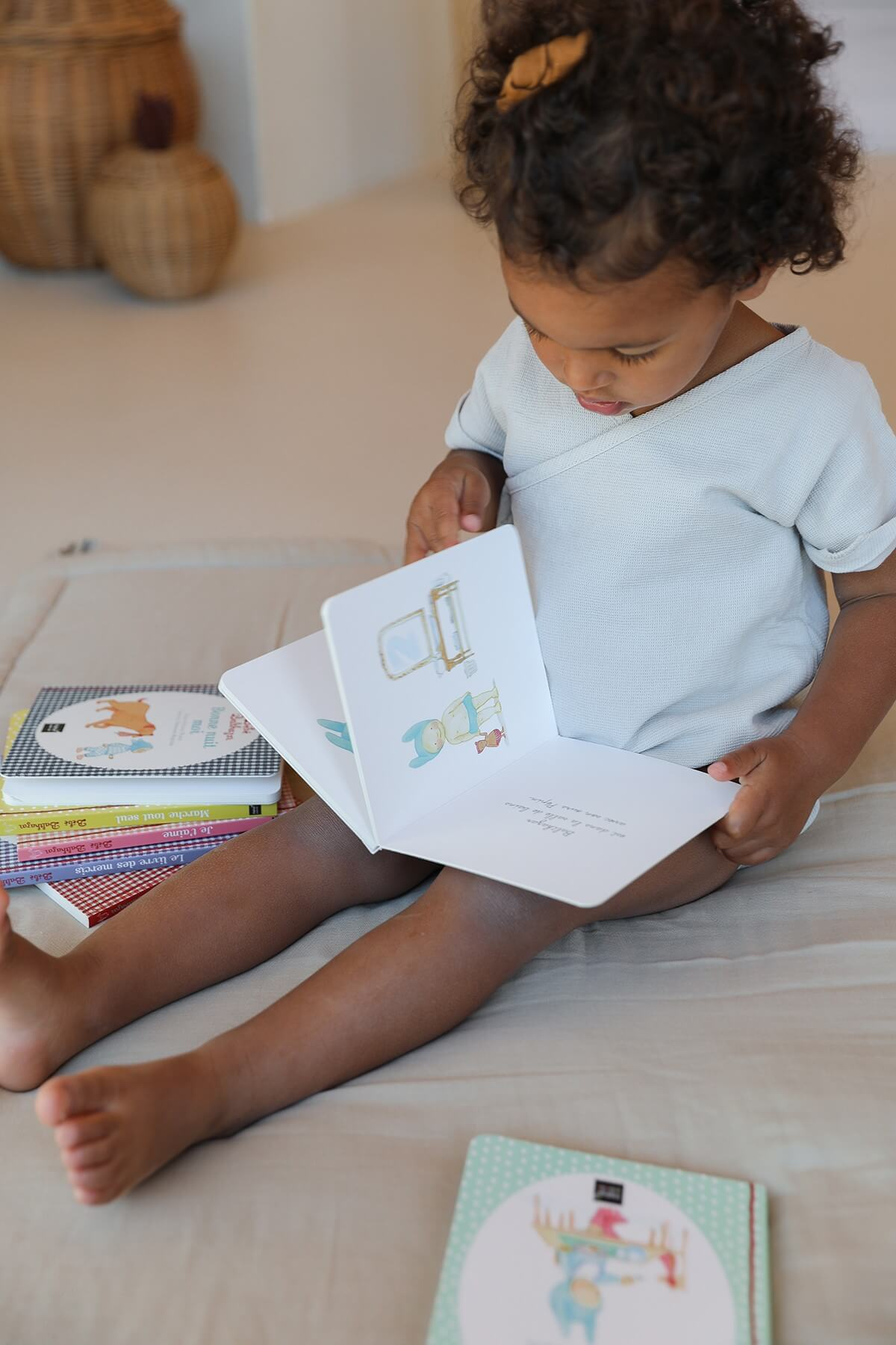 Early-learning book for little ones