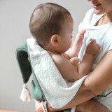 Cape de bain bébé personnalisable