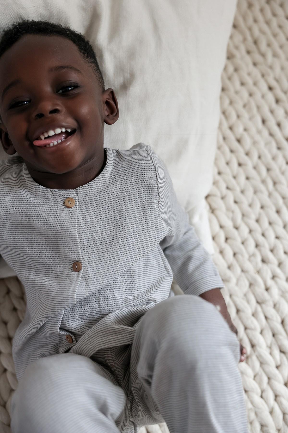 Pyjama enfant coton biologique