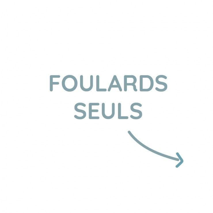 Foulards seuls