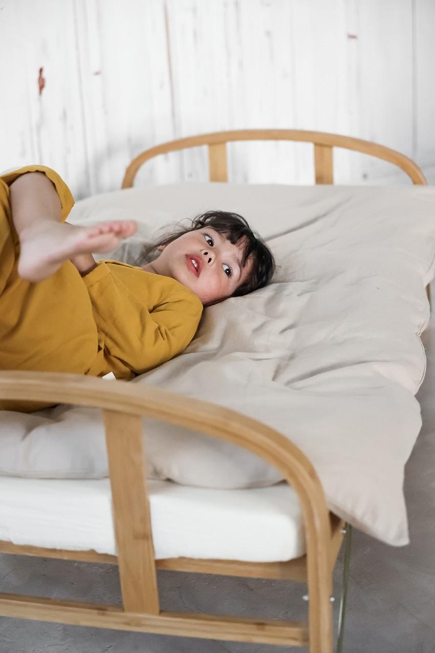 Pyjama en lange de coton biologique