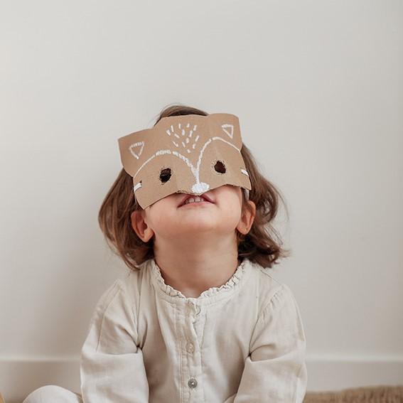 Mardi Gras : Des déguisements écolos pour les enfants !