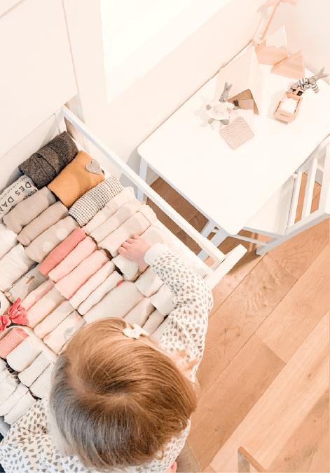 Les conseils pour organiser et ranger une chambre d'enfant