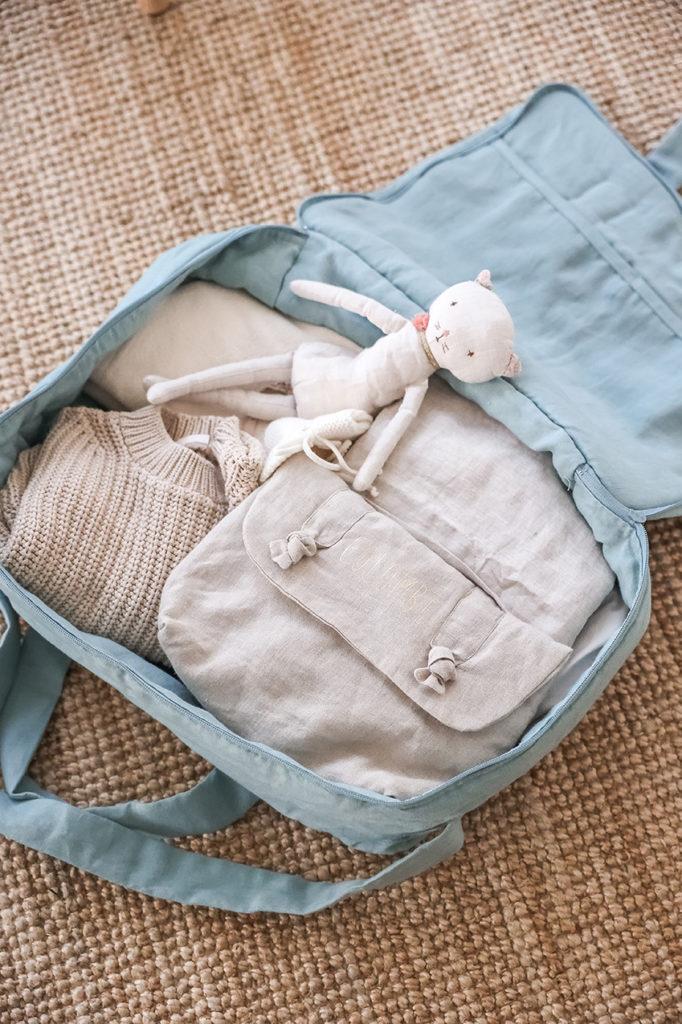 Les essentiels pour partir en week-end avec un enfant