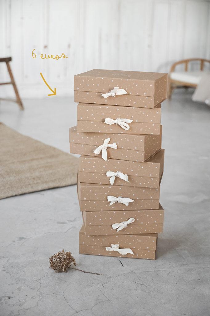 Les boîtes cadeaux Petit Picotin