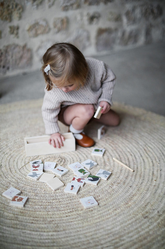 jouets en bois pour enfants