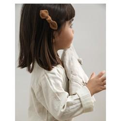 Savez-vous que nos barrettes sont disponibles en deux pinces différentes afin de s'adapter à tous les types de cheveux ?#petitpicotin #maman #mum #papa #dad #cadeaunaissance #cadeaupersonnalisé #kids #enfant #decokids #france #linlavé #caramel #barrette