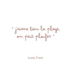 On espère que vous ploufez bien en ce moment ! 😊#petitpicotin #maman #mum #papa #dad #cadeaunaissance #cadeaupersonnalisé #kids #enfant #decokids #france #linlavé #terracotta #phrases