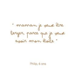 Vous aussi vous rêveriez d'être berger ? 😉On adoooore lire ces petites phrases, vous nous en partagez d'autres ?#petitpicotin #maman #mum #papa #dad #cadeaunaissance #cadeaupersonnalisé #kids #enfant #decokids #france #linlavé #caramel #phrases